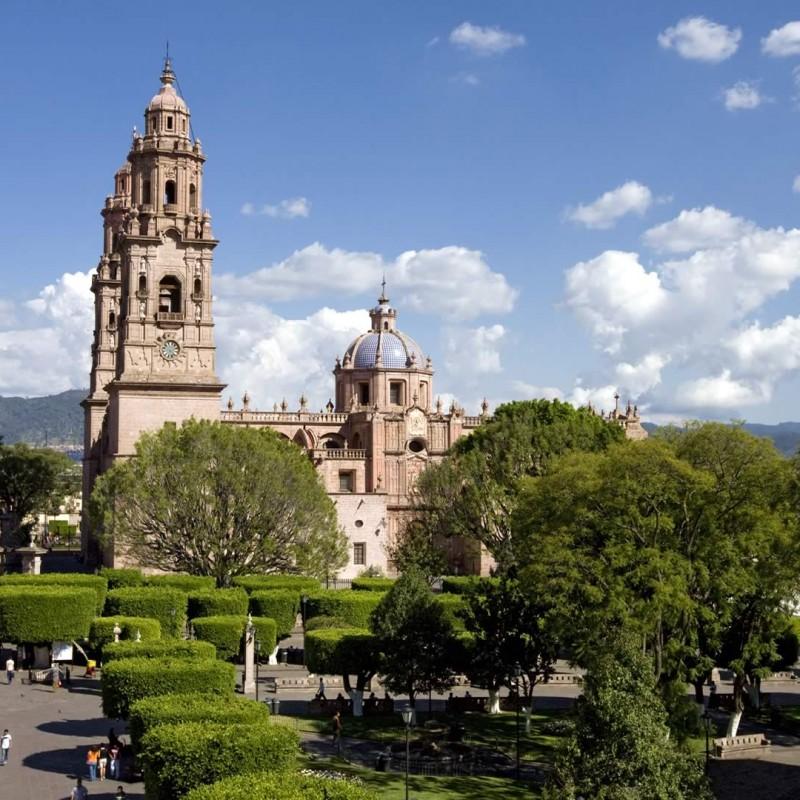 Lugares en Morelia